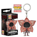Stranger Things Demogorgon Open Face Pocket Pop! Vinyl Keychain