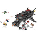 LEGO DC Comics Superheroes: Flying Fox : l'attaque aérienne de la Batmobile (76087)