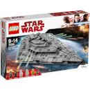 LEGO Star Wars Episode VIII: First Order Star Destroyer