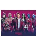Guardians of the Galaxy Vol. 2 (Characters Vol. 2) 60 x 80cm Canvas Print