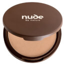 nude by nature Pressed Mineral Cover Foundation - Light 10g