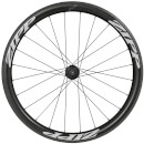 Zipp 302 Carbon Clincher Front Wheel - White Decal