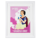 Disney Snow White Gallery Poster Framed Wall Art