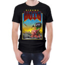 Xisuma DoomVoid III Wastelands Black T-Shirt