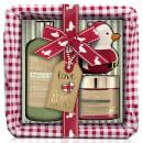 Baylis & Harding Fuzzy Duck Christmas Small Basket Set