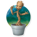 Marvel Guardians of the Galaxy Plant Pot Groot Wall Art