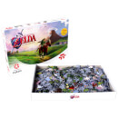 1000 Piece Jigsaw Puzzle - The Legend of Zelda Ocarina of Time Edition
