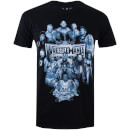 T-Shirt Homme WWE Wrestlemania Group - Noir