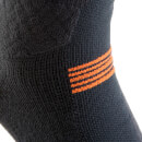 Sealskinz MTB Trail Mid Socks - Anthracite/Olive/Orange