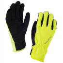 Sealskinz Women's All Weather Cycle Gloves - Black/Yellow