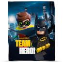 LEGO Batman Movie: Fleece Blanket