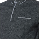 Dissident Men's Herald Polo Shirt - Black Fleck