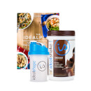 1 Meal Replacement Shake Tub + FREE eBooks & Bottle