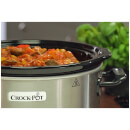 Crock-Pot CSC025 Slow Cooker - Stainless Steel