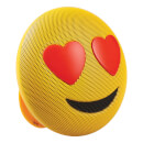 Jam Audio Jamoji Love Emoji Portable Wireless Bluetooth Speaker