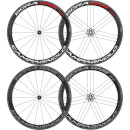 Campagnolo Bora One 50 Clincher Wheelset 2018 - Dark Label - Shimano/SRAM