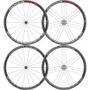 Campagnolo Bora One 35 Tubular Wheelset 2018 - Dark Label - Campagnolo