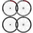 Campagnolo Bora One 50 Tubular Wheelset 2018 - Bright Label - Campagnolo