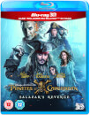 Pirates of the Caribbean: Salazar's Revenge 3D (Includes 2D Version)