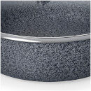 Tower T90981 Tower Granitex Saucepans - Grey - 16/18/20cm