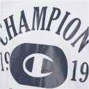 Champion Men's NY Athletic T-Shirt - White
