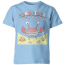 My Little Rascal Crabzilla Kids' T-Shirt - Light Blue