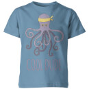 My Little Rascal Cool Dude Kids' T-Shirt - Light Blue