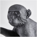 Seletti Sitting Monkey Lamp - Black