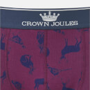 Joules Men's Animal Printed Boxer Shorts - Multi