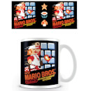 Super Mario Coffee Mug (Ned Cover)