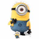 Despicable Me 3: Minion Carl Smiling Over-Sized Cut Out