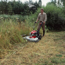 UMC616 EBE 61cm Side Discharge Variable Speed Grass Cutter