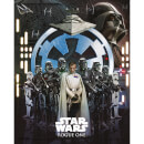 Star Wars: Rogue One Choose A Side 10 x 8 Inch 3D Lenticular Poster