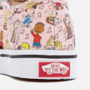 Vans X Peanuts Toddlers' Authentic Trainers - Dance Party/Pink