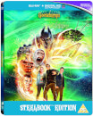 Goosebumps (2015) - Zavvi UK Exclusive Limited Edition Steelbook (Includes DVD Version) (Limited to 1000 Copies)