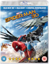 Spider-Man Homecoming 3D (Includes 2D Version)