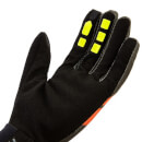Sealskinz Dragon Eye MTB Ultralite Gloves - Green/Orange