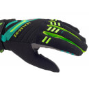 Sealskinz Dragon Eye Trail Gloves - Black/Green