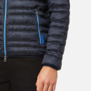 Michael Kors Men's Channel Quilted Jacket - Midnight