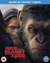 War For The Planet Of The Apes 3D (Includes 2D Version & Digital Download)