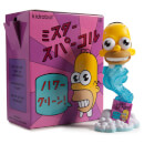 The Simpsons Mr. Sparkle Vinyl Figure with Gift Box Packaging (18cm)