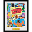 Bob's Burgers Wonder Wharf - 16 x 12 Inches Framed Photograph