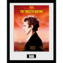 Doctor Who Spacetime Tour 12th Doctor - 16 x 12 Inches Framed Photograph