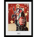 Fallout 4 Nuka Cola - 16 x 12 Inches Framed Photograph