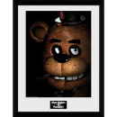Five Nights at Freddy's Fazbear - 16 x 12 Inches Framed Photograph