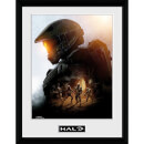 Halo Master Chief - 16 x 12 Inches Framed Photograph