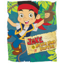 Jake and the Neverland Pirates Swing - 40 x 50cm Mini Poster