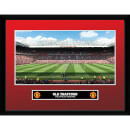 Manchester United Old Trafford 15/16 - 16 x 12 Inches Framed Photograph