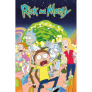 Rick and Morty Group - 61 x 91.5cm Maxi Poster