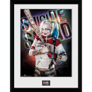 Suicide Squad Harley Quinn Good - 16 x 12 Inches Framed Photograph